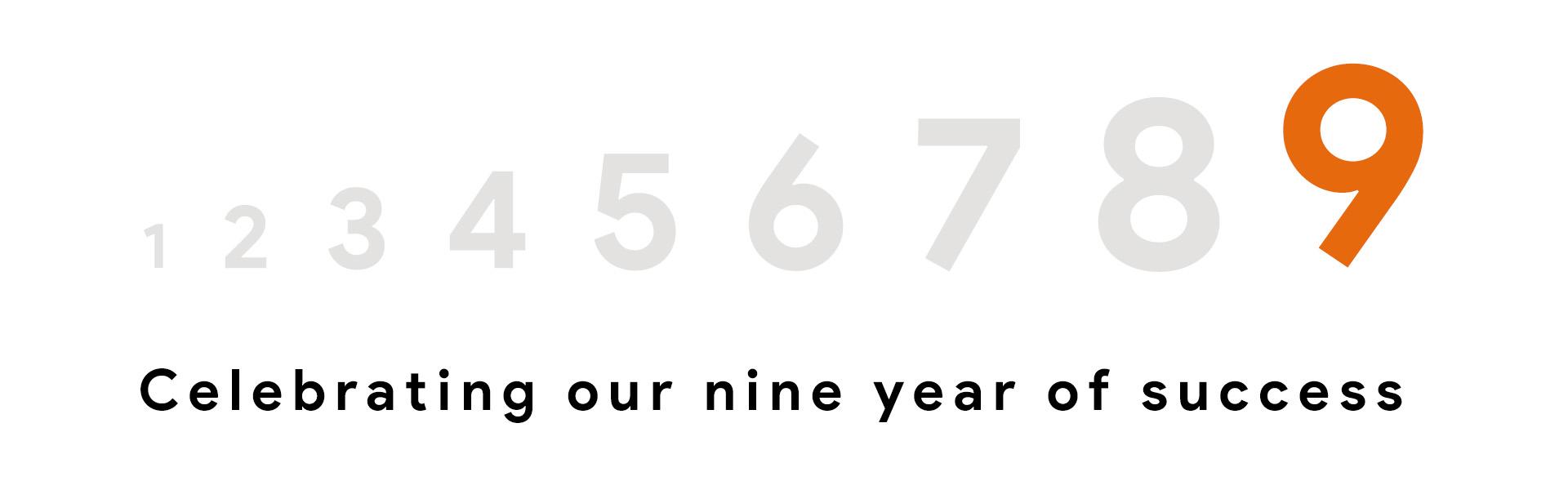 9th anniversary setubridge